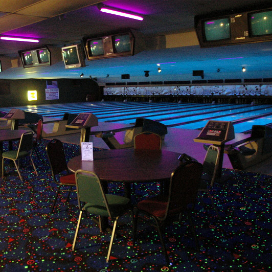 Bowling Alley in Gladwin County